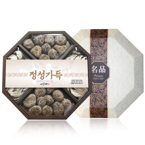 [2020 추석] [가온애] 팔각지함 버섯세트 1호