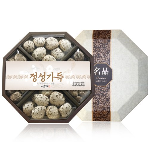[2020 추석] [가온애] 팔각지함 버섯세트 2호